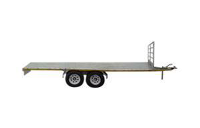 3m x 2m general purpose flatbed trailer