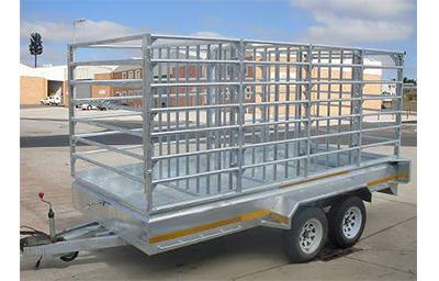 4m x 1,7m General Purpose trailer