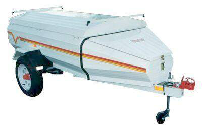 Six & seven foot Luggage Trailer